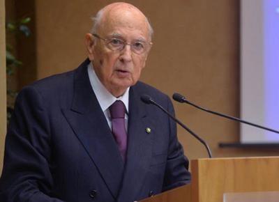 Le dimissioni di Napolitano