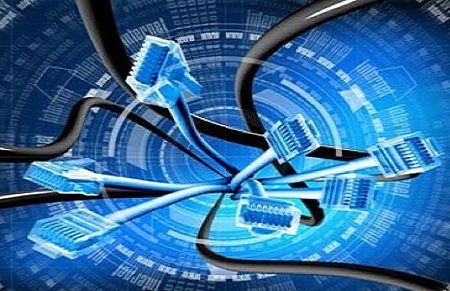 La connessione d'internet